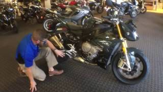 2017 BMW S1000R Premium Pkg. Delivery to Luke by Nate Jennings @ Frontline Eurosports