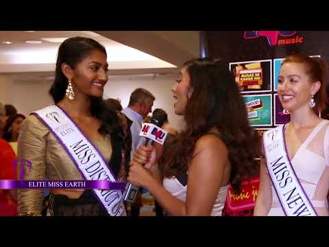TELEVISION BROADCAST: Part 1 Behind the Scenes of Miss Earth United States 2017 on Dish Network