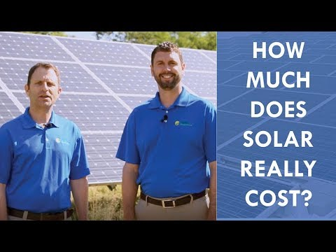 How Much Do Solar Panels Really Cost?