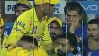 12 MOMENT WHEN A FAN TOUCHED MS DHONI FEET