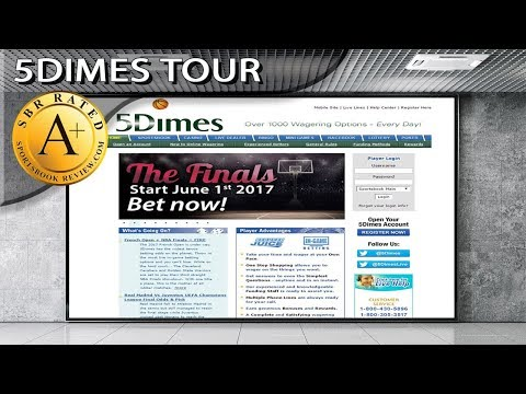 5Dimes Sportsbook Tour
