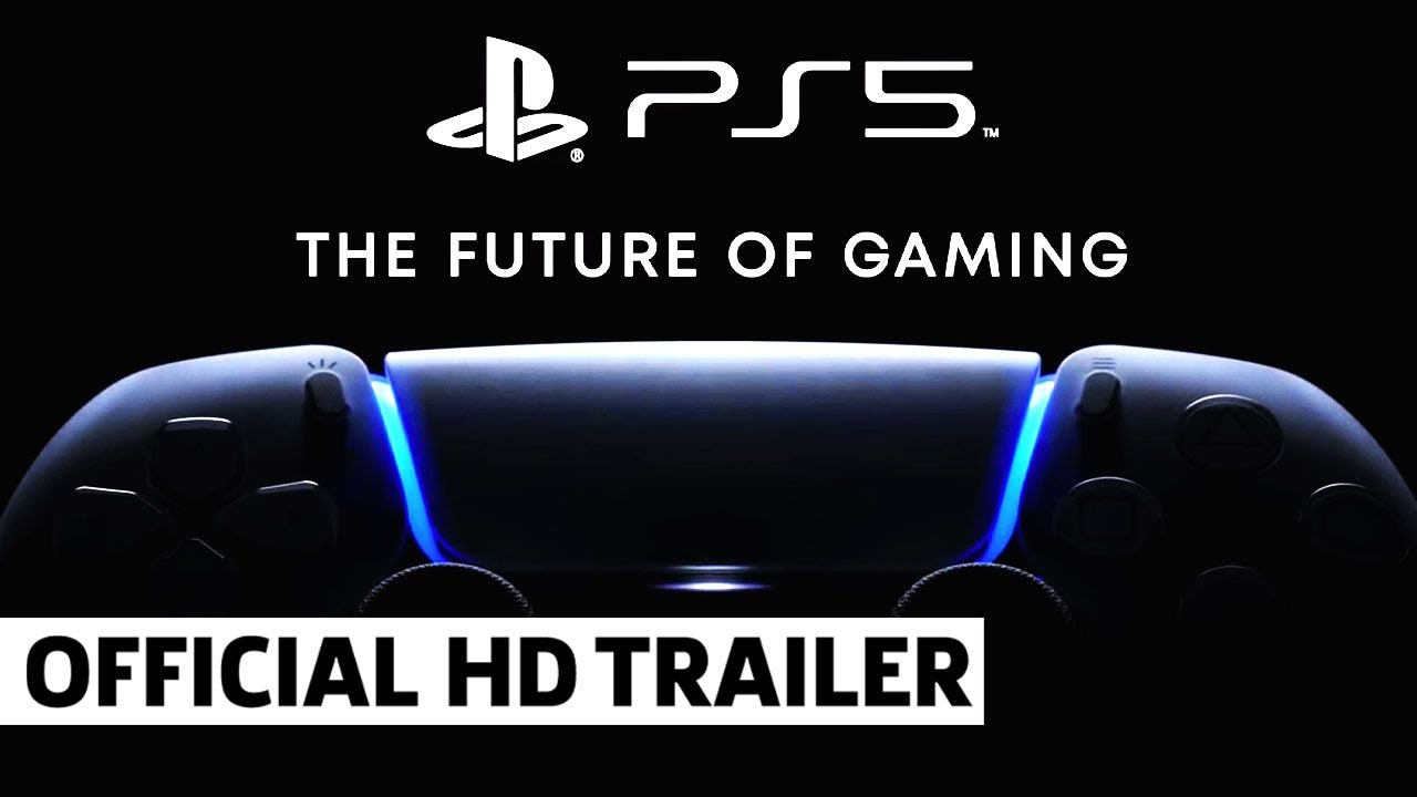 Playstation 5 Official Future Of Gaming Reveal Teaser Trailer Frag News
