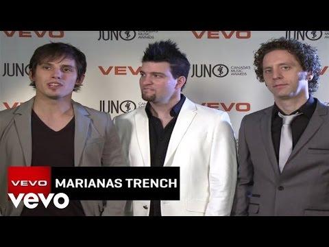 Marianas Trench - VEVO News