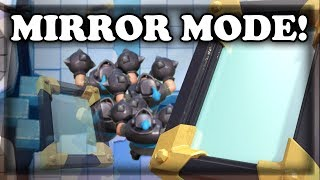 12 Win Mirror Mode Challenge! | Clash Royale