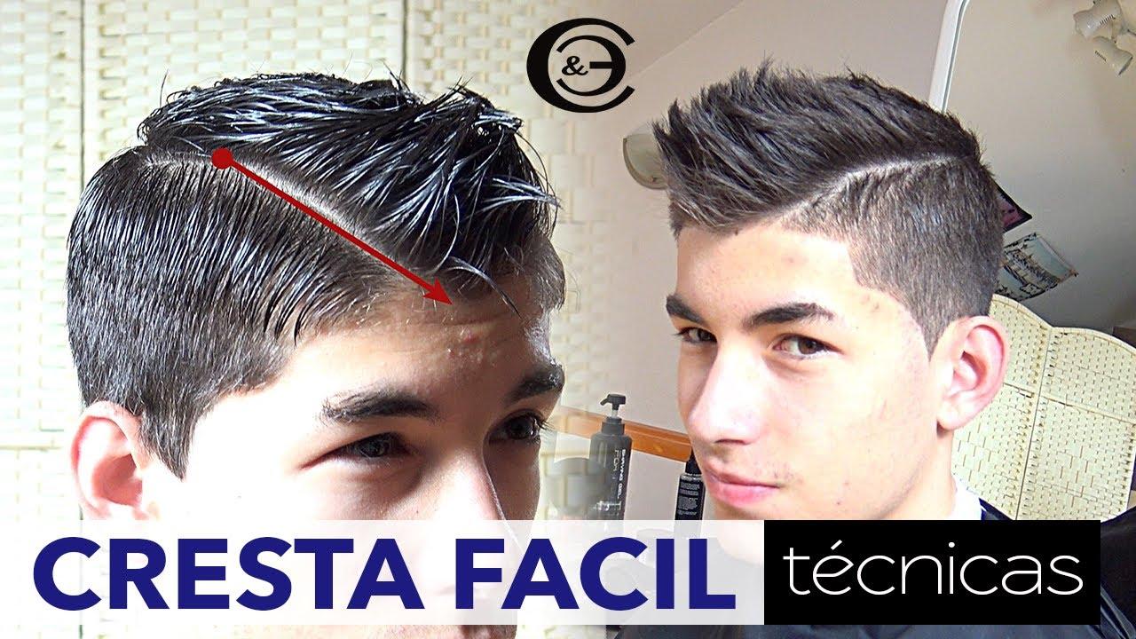 Cortes de pelo para hombres estilo argentino