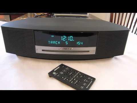 Bose Wave AWRCC1 Demo