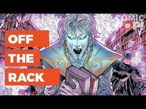 Dream Returns in Dark Nights Metal | Off the Rack