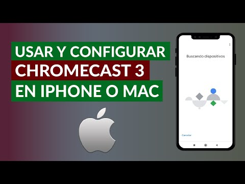 Cómo Usar y Configurar Chromecast 3 en iPhone, iPad y Mac
