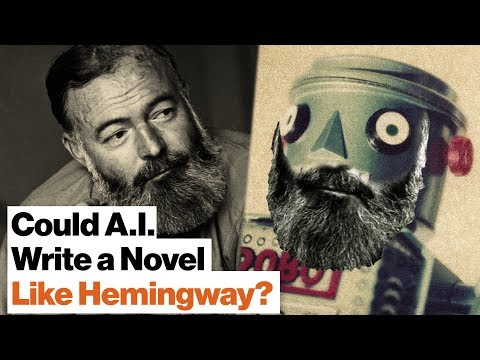 Could A.I. Write a Novel Like Hemingway? | Salman Rushdie
