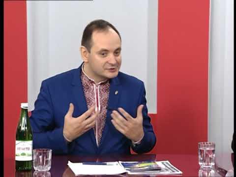Актуальне інтерв'ю. Про сучасний політичний стан України, державний бюджет і децентралізацію