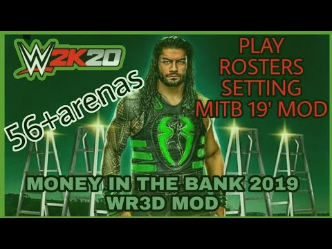 No 1 wr3d 2k19 mod by mangal yadav with link in description