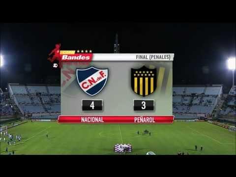 Nacional 4-3 Peñarol