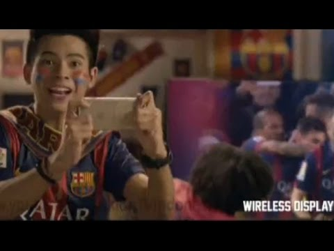 Iklan Advan Barca Tab 7 The Best Gaming Tablet