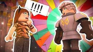 Roblox Royale High-eu ganhei um guarda-costas da fonte!? (Roblox roleplay)