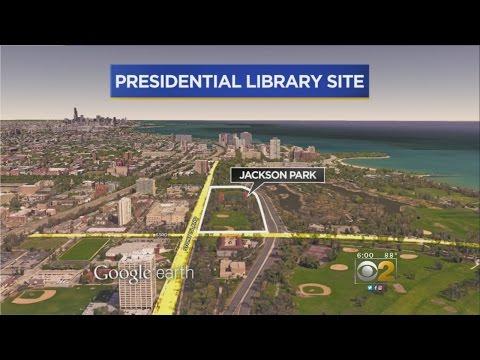 Obamas Choose Jackson Park Site For Presidential Library