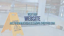 Austin Commercial Cleaning, Professional cleaning services