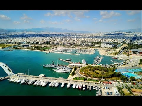 City of Athens, Greece. (Aerial View)
