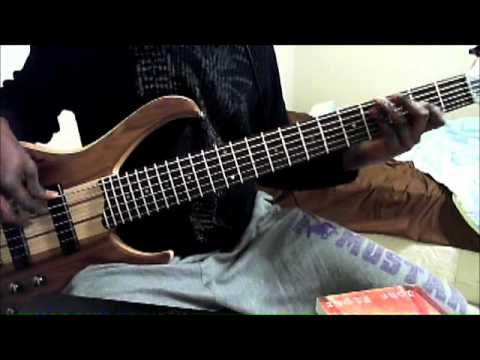 Vashawn Mitchell- Nobody greater (Bass Tutorial)