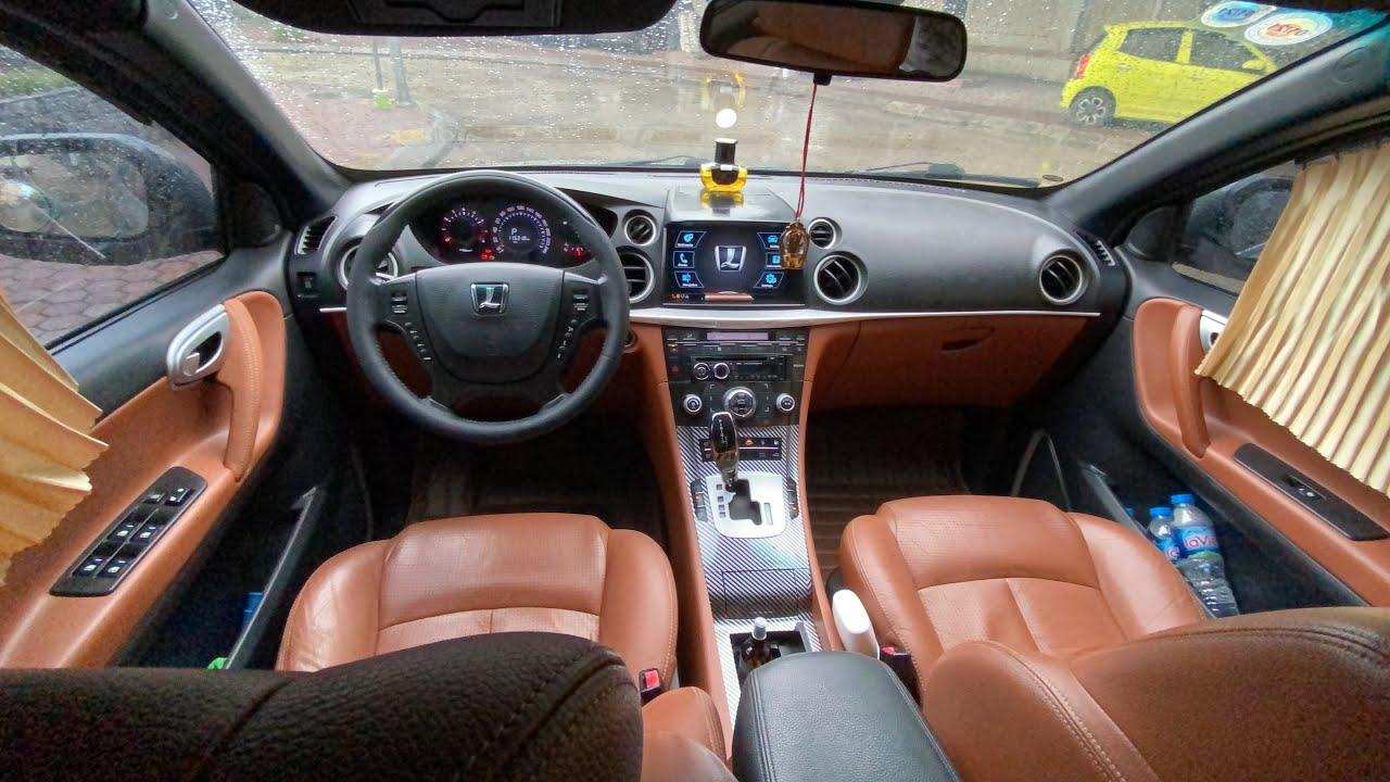 QHD AUTO còn duy nhất chiếc luxgen SUV xám nội thất da bò full giá cực tốt cho các bác đây