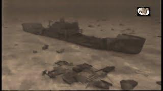 "Затонувшие: немецкая субмарина ""U-215"" и ""Александр Макомб"""