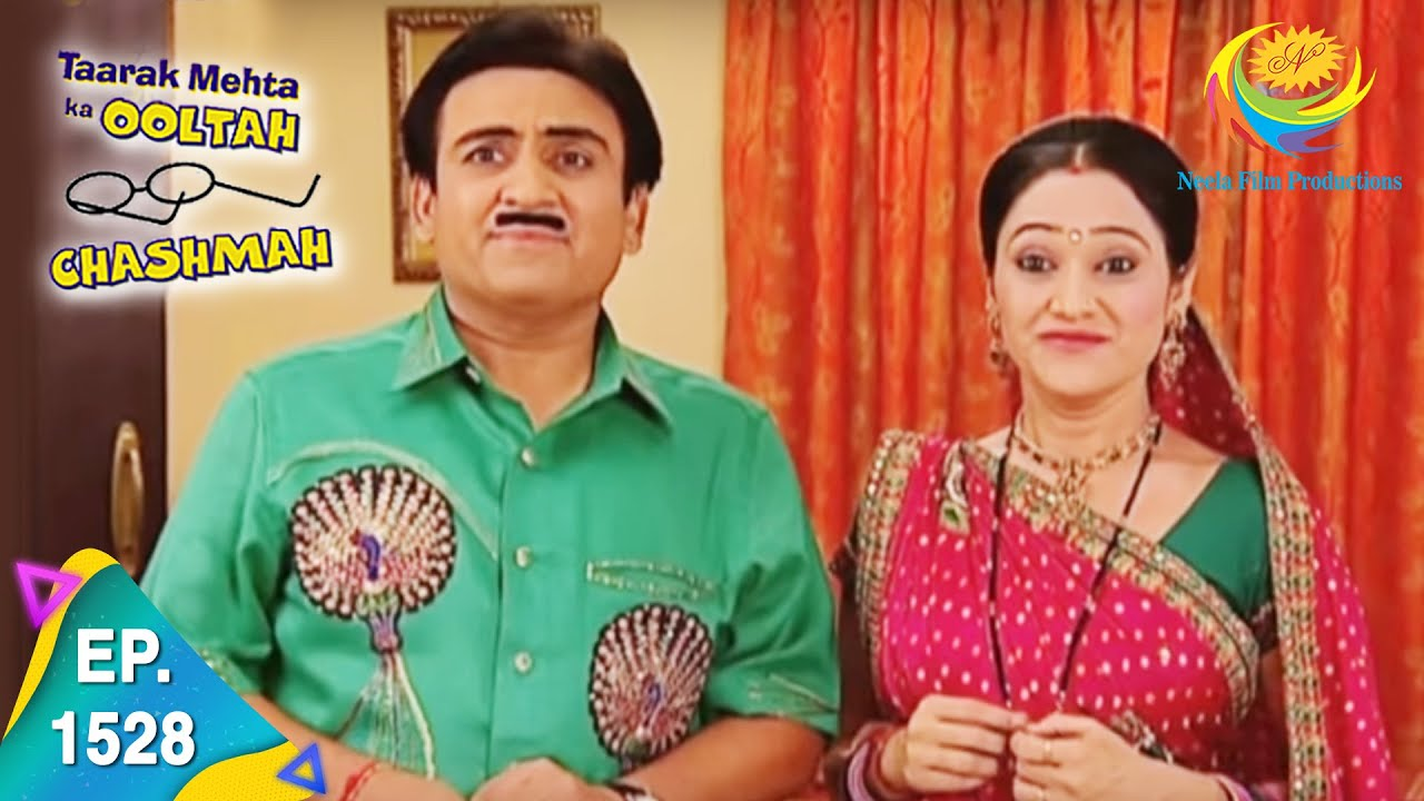 Download Taarak Mehta Ka Ooltah Chashmah - Episode 1528 - Full Episode