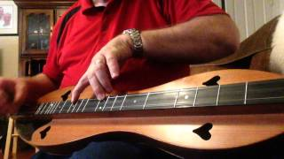 (Down by the) Sally Garden on the Mountain Dulcimer