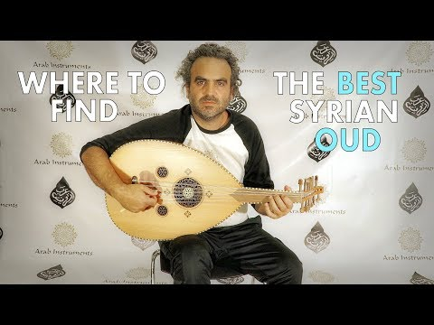 WE HAVE FOUND THE NUMBER #1 SYRIAN OUD FOR YOU