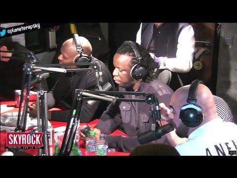 Médine Feat. Youssoupha & Kery James - Freestyle à Skyrock (Official Live)