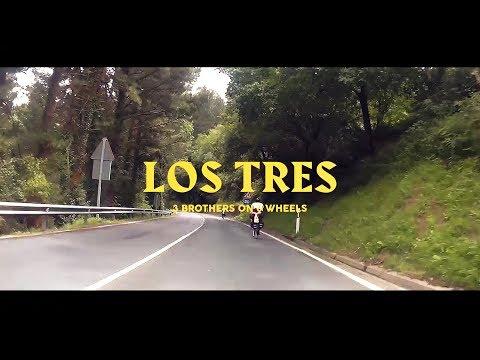 Los Tres - Cycling El Camino de Santiago (English Subs)