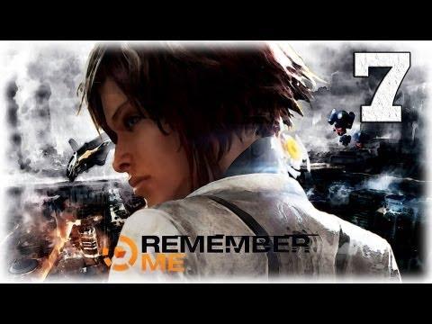 Смотреть прохождение игры Remember me. Серия 7- Крикливый робот.
