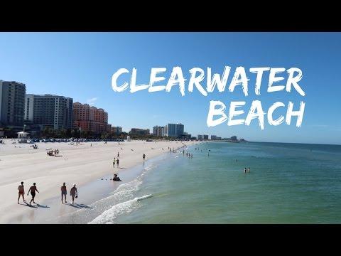 Clearwater Beach, Florida - 2016