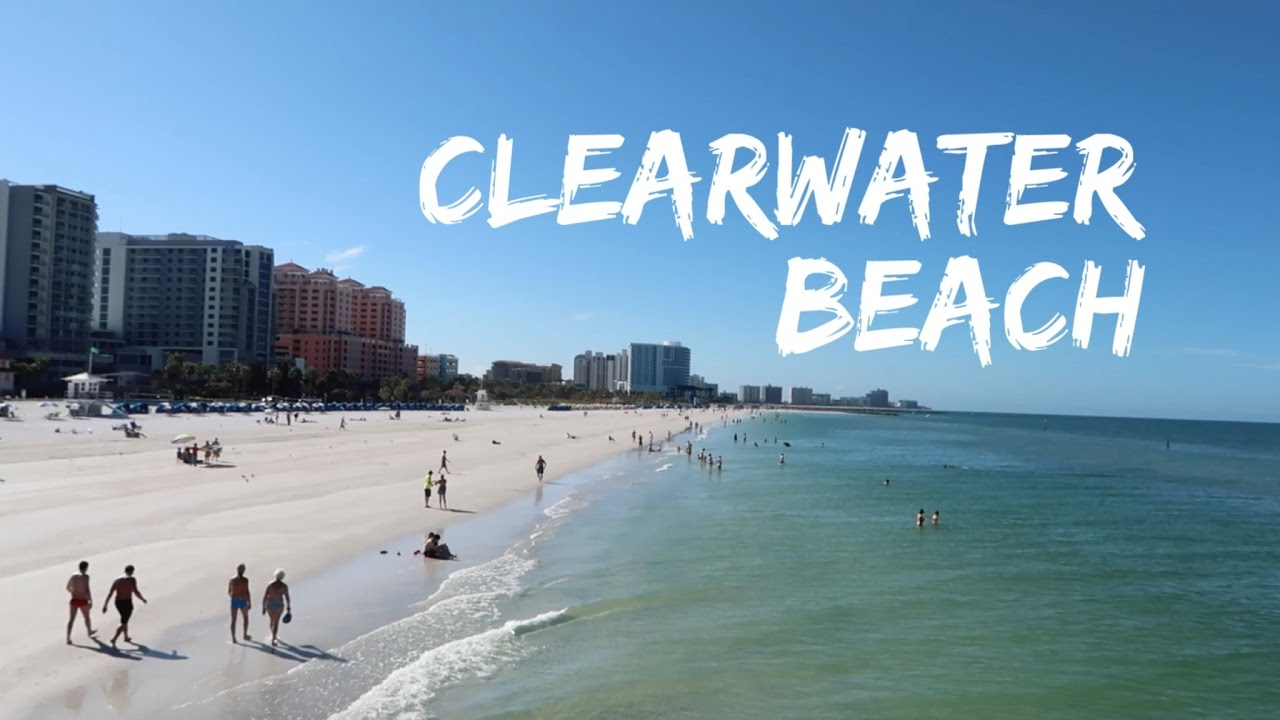 Clearwater Beach Florida 2016
