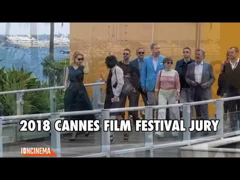 2018 Cannes Film Festival - The Jury