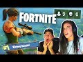 watch he video of MY BOYFRIEND TEACHES ME HOW TO PLAY FORTNITE! *TOP 10*