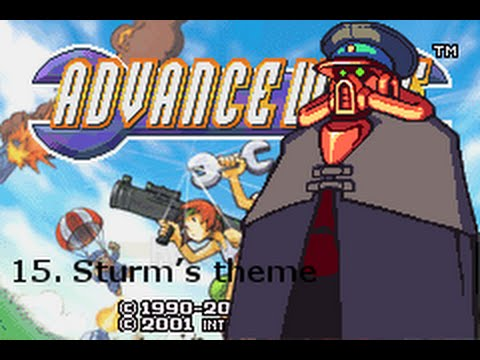 OST  Advance Wars 1 & 2 + IntrosOutros