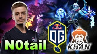 OG.Notail + OG.Seed vs KHAN - Maincast Winter Brawl DOTA 2