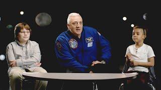 Astro Mike 'n Friends: Space Flight