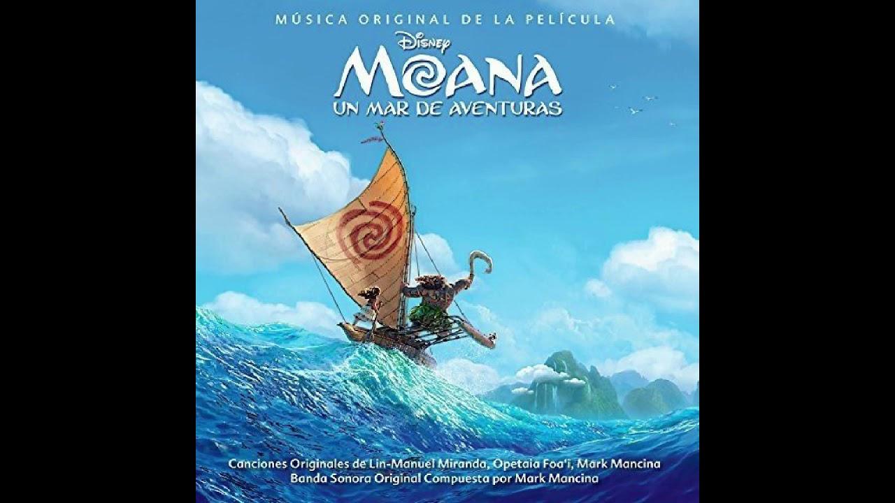 Download Soundtracks en español latino:  Moana (2016)