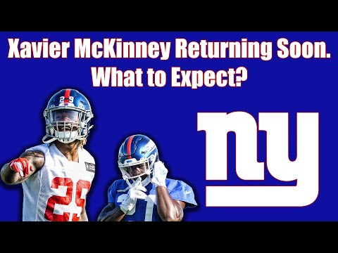 NY Giants: Xavier McKinney returning soon - What to Expect?