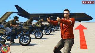 UN-RELEASED MODDED GUNRUNNING JOBS! - CARGO PLANE SANDBOX - GTA 5 GUNRUNNING DLC (4K Stream)