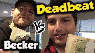 Alex Becker vs. Deadbeat (NYC Showdown)