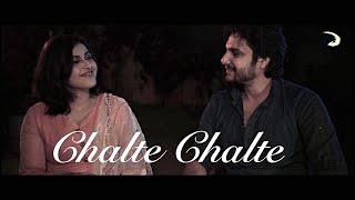 Chalte Chalte Yun Hi Koi | The Kroonerz Project |Ft. Anjali Tiwari | Sahiljeet Singh