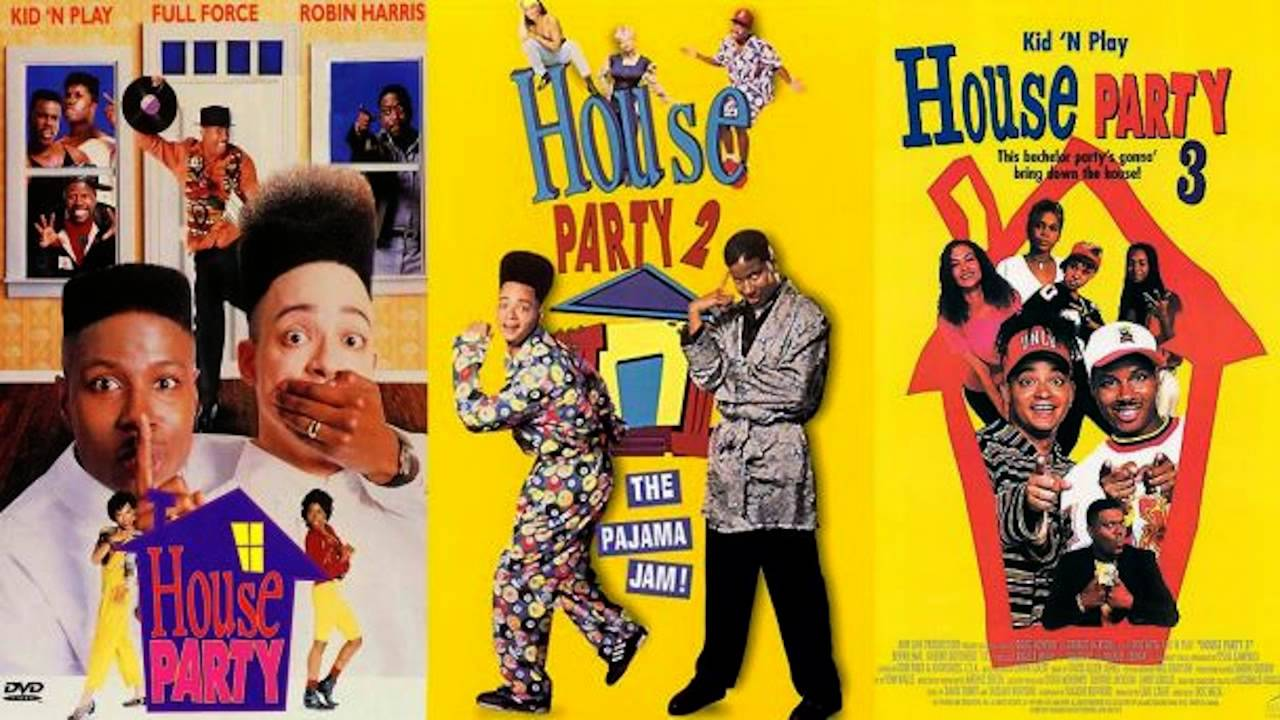 Image result for house party kid n play