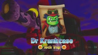 Skylanders: Trap Team - Dr Krankcase Boss Battle