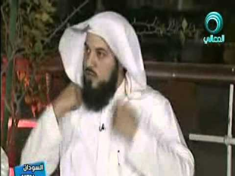 قصص مؤثره رائعه :: الدعاء :: الشيخ محمد العريفي (1\2)