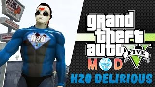 gta 5 fun mods   h20 delirious mod w real parkour agu mods hd