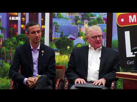 Senator Bob Worsley and Senator Sean Bowie Join MML as this Month's Featured Guest
