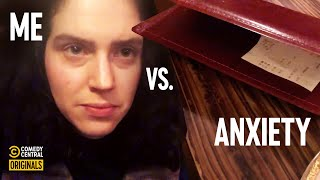 When the Check Comes at a Restaurant - Eva vs. Anxiety