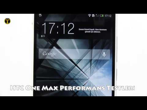 HTC One Max İnceleme