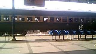 Hyderabad (Sindh) Pakistan RailWay Station Platform #1